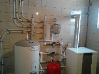 отопление в коттедже в оренбурге