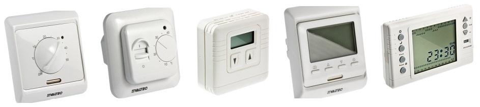 терморегуляторы термостаты на отопление радиаторы