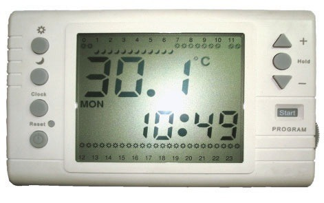 термостат, терморегулятор отопления радиаторы