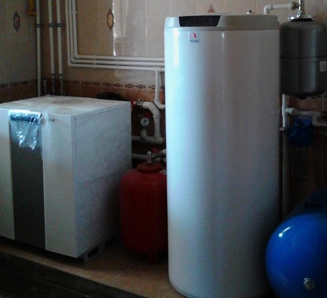 монтаж отопления и водоснабжения в оренбурге